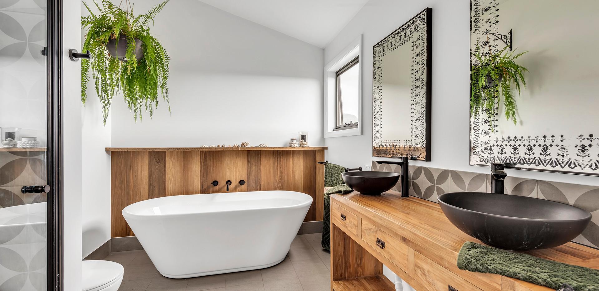 Professional Bathroom Photography