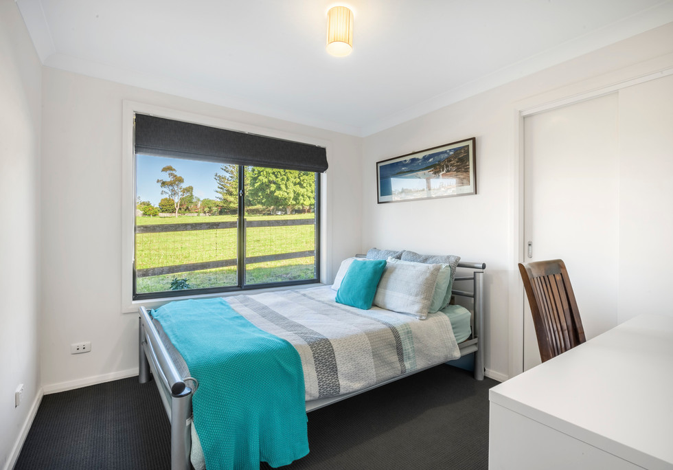 Bedroom House Photography