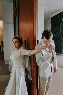 Andrew e Ester