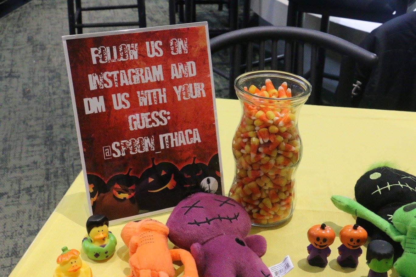 Spoon U Halloween Event