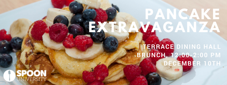 Spoon U Pancake Event