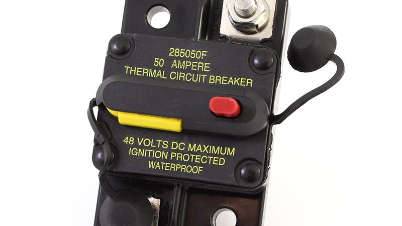 Circuit Breaker 285050F-121-S