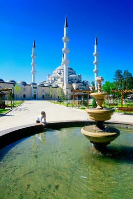 Moskee in Bishkek