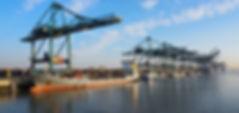Zeehaven, Antwerpen, Haven ISPS, Havenbewaking