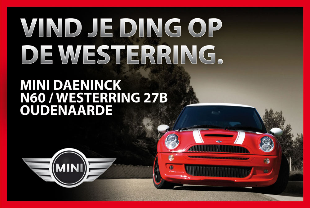 Autostickers Daeninck