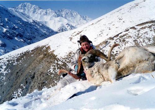Hunting Adventure Kirgizië