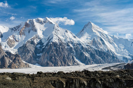 Engilchek gletsjer