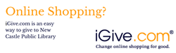 Online Shopping? iGive