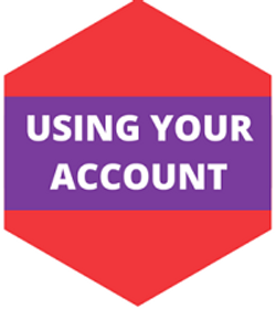 Using Your Account