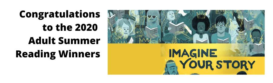 Adult Summer Reading Winners
