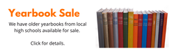 Yearbook Sale