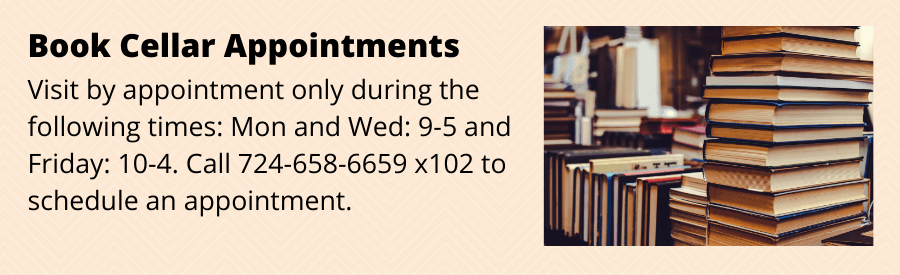 Book Cellar Appointments