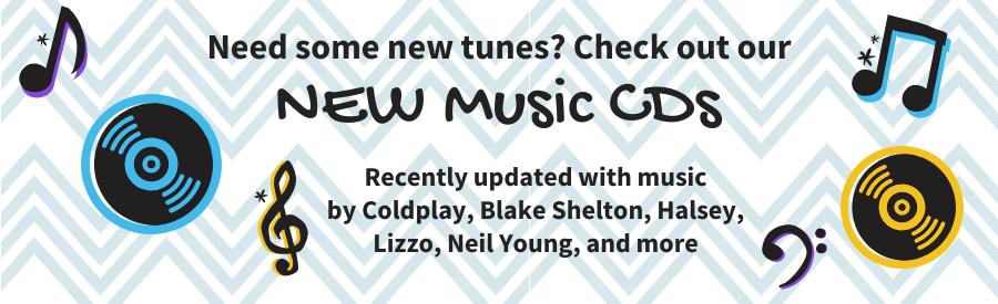 New Music CDs