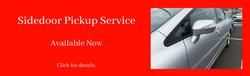 Sidedoor Pickup Service