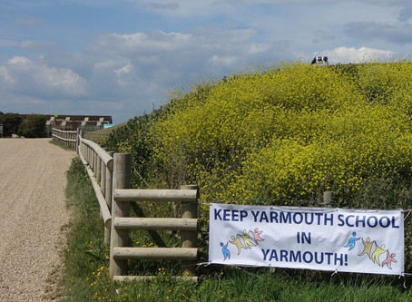 Yarmouth Campaign in full swing