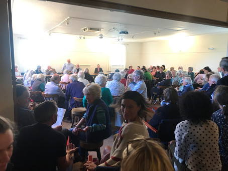 Yarmouth residents form action group