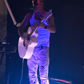 Al Broderick on our stage October 2019
