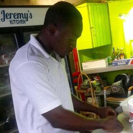 Kitchen apprentice