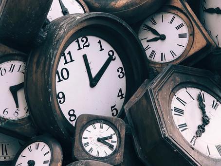 Il valore del tempo: un approccio filosofico.