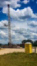 Oil Field Toilets