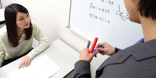 化学の授業風景