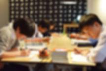 イーズ守谷の自習室の様子
