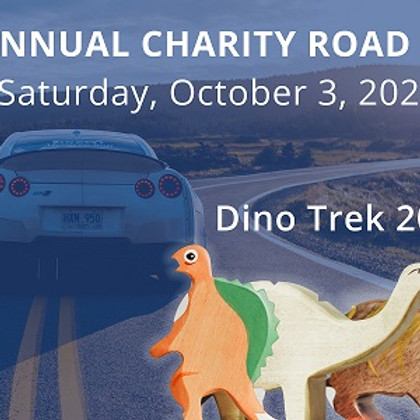 Dino Trek Charity Road Rally