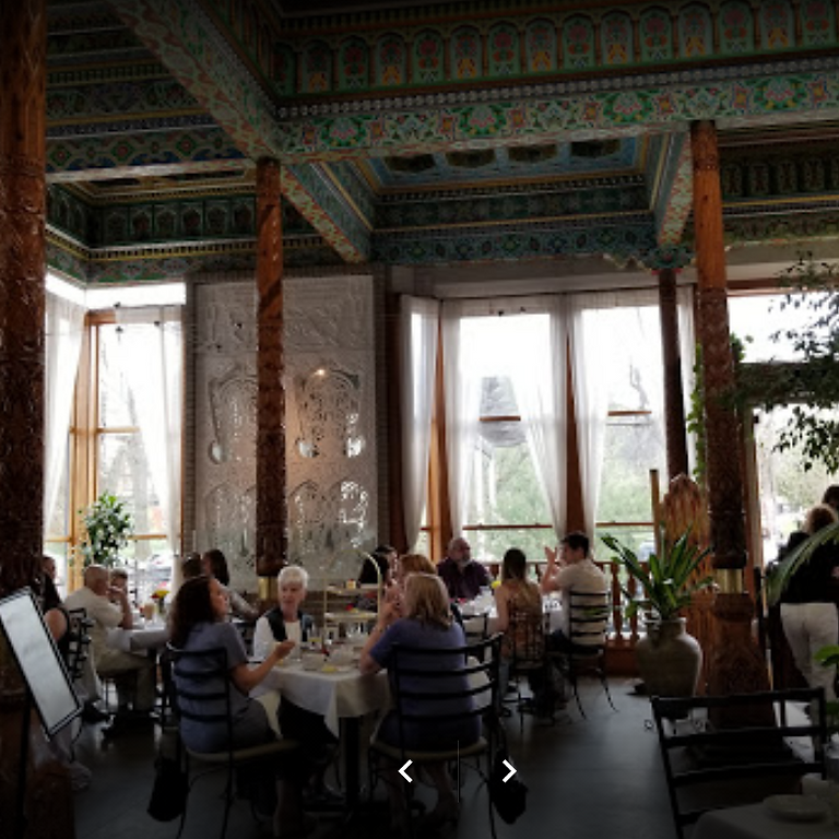 Ladies Drive - Dushanbe Teahouse Lunch