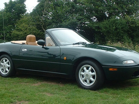 So You Want to Sell (or buy) a Miata....