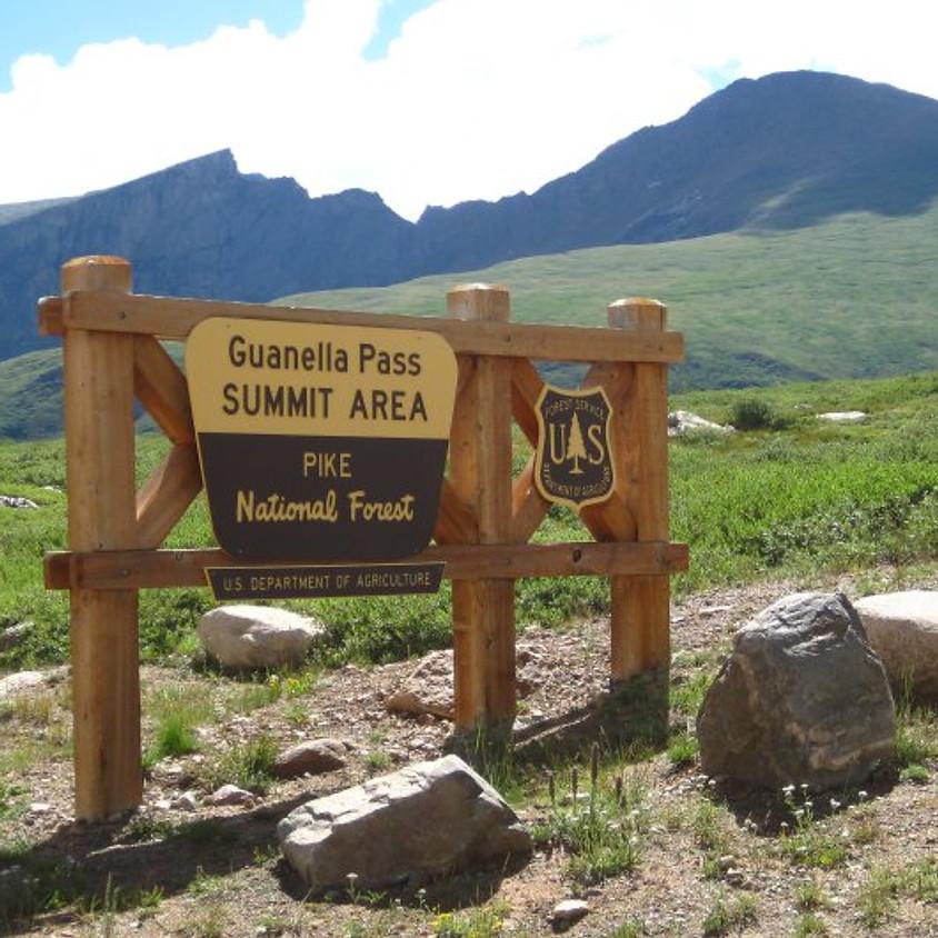 Guanella Pass Drive