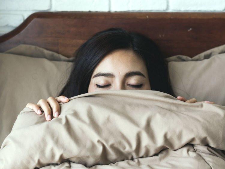 get pregnant sleep more regularly