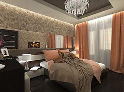дизайн 3-х комнатной квартирыв