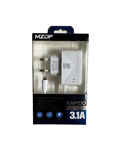 LC-1722 V8 СЗУ Для Apple lightning с 3 выходами-USB
