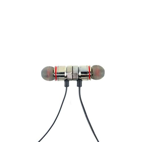 Беспроводные наушники с магнитом и гарнитурой