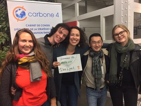 Lauréat du Startup Weekend