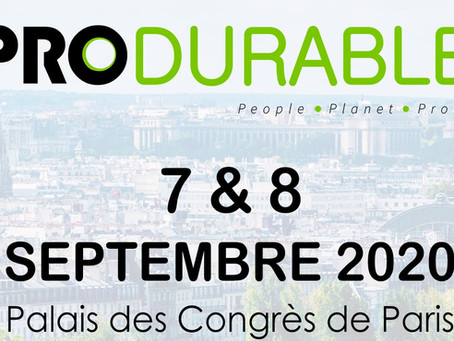 ProDurable : on vous invite !