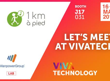 On se voit à Vivatech ?