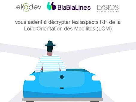 Aspects RH de la LOM : RDV le 3 décembre !
