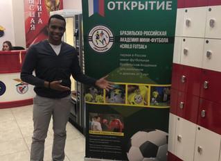 """Открытие Бразильско-Российской Академии мини-футбола """"CIRILO FUTSAL"""""""