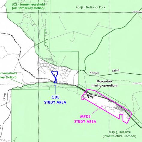 Marandoo Mine Weed Monitoring