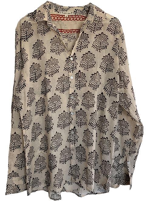 Camisa Algodón Daya