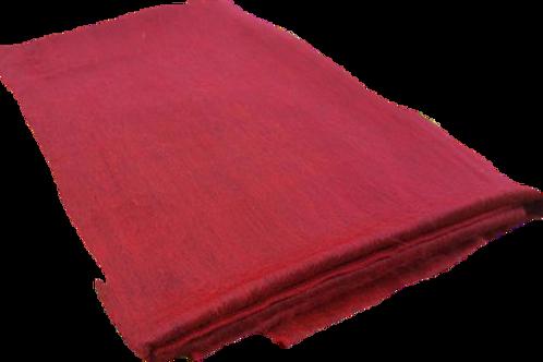 Manta Alpaca Roja