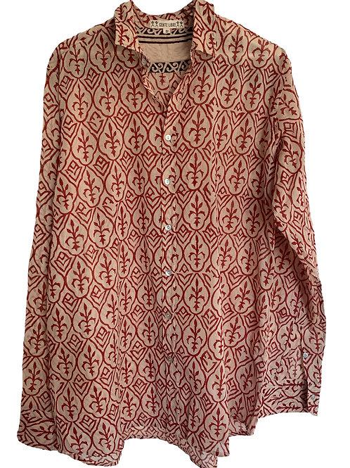 Camisa Algodón Indira