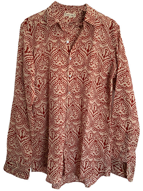 Camisa Algodón Kate