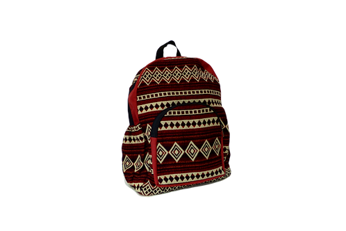 Mochila Quechua roja