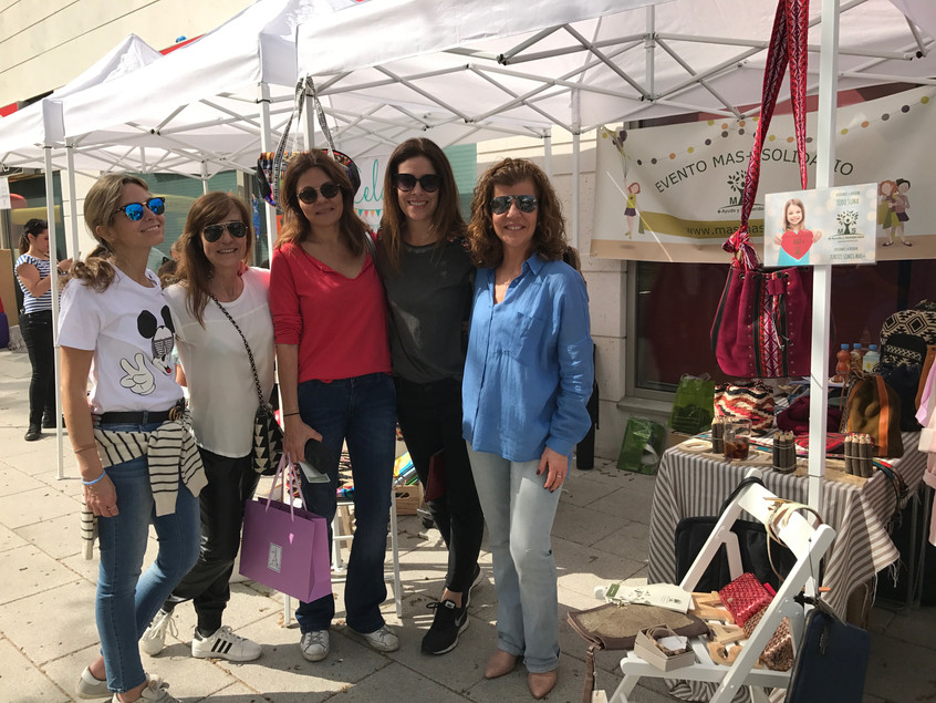 Mercadillo MAS Solidario Los Porches