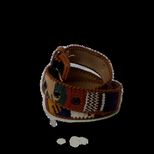 Cinturón colores piel