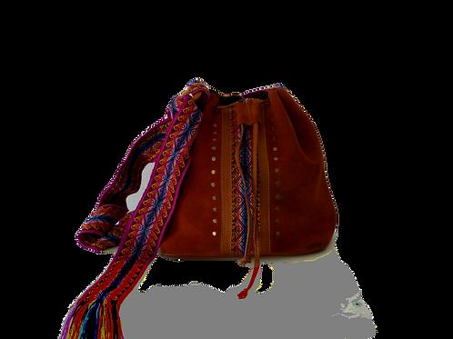 Bolso de Ante