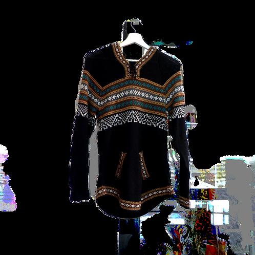 Jersey unisex con capucha