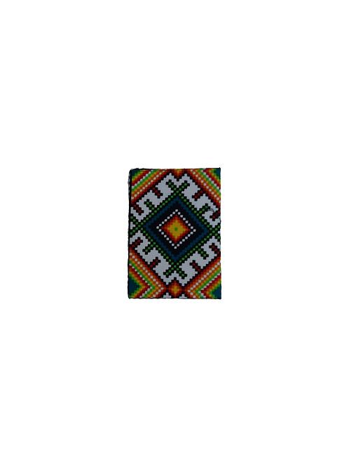 Cuaderno Pequeño Multicolor Rombo